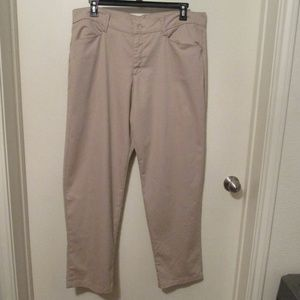 Lee khaki pants
